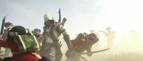 Assassin's Creed 3 - gli sviluppatori commentano il gameplay!