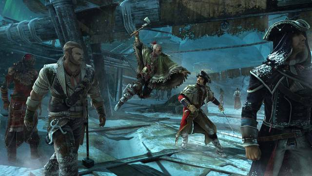 Assassin's Creed 3 e Liberation: pacchetto speciale per PlayStation