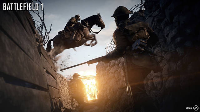 Battlefield 1: 12 minuti di gameplay dal single player