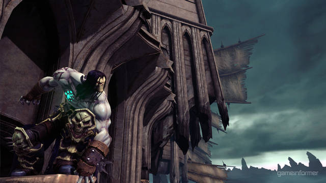 Darksiders 2: nuvo boss battle in video!