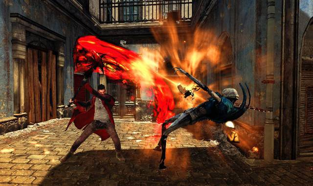 TGS 2012: DMC Devil May Cry - Video Gameplay