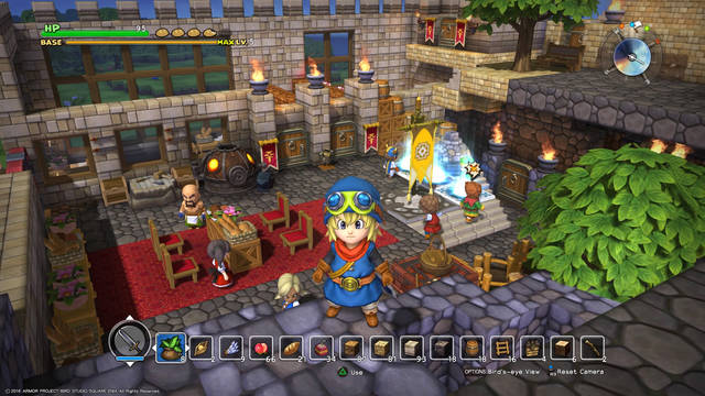 Dragon Quest Builders: disponibile la demo