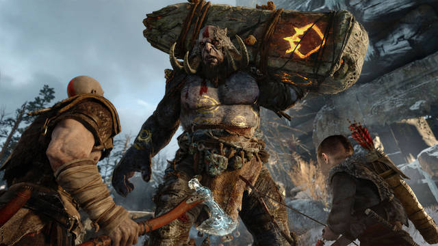 God of War - Anteprima