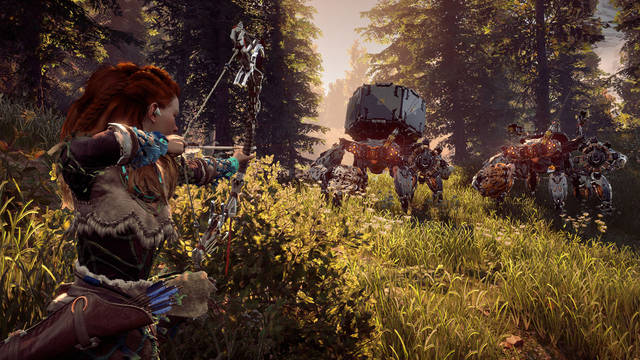 Horizon: Zero Dawn - Anteprima Hands On