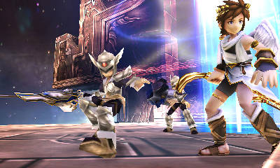 Kid Icarus: Uprising - Nuovo video tutto di gameplay