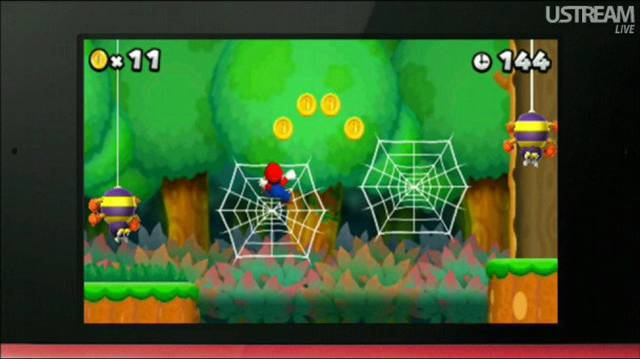 New Super Mario Bros. 2: video intervista a Iwata sulle caratteristiche!