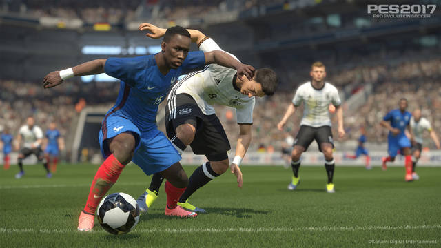 PES 2017 - Anteprima Hands On