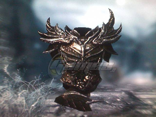 Skyrim - come forgiare armatura e armi daedriche!
