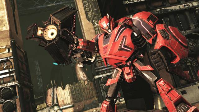 VGA 2011- per Transformers: Fall of Cybertron il trailer di debutto!