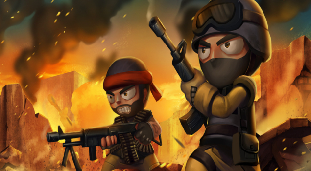 Tiny Troopers 2 Special Ops gratis per iPhone e iPad