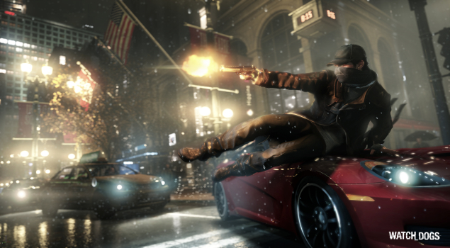 Watch Dogs non è ispirato dalla serie TV Person Of Interest