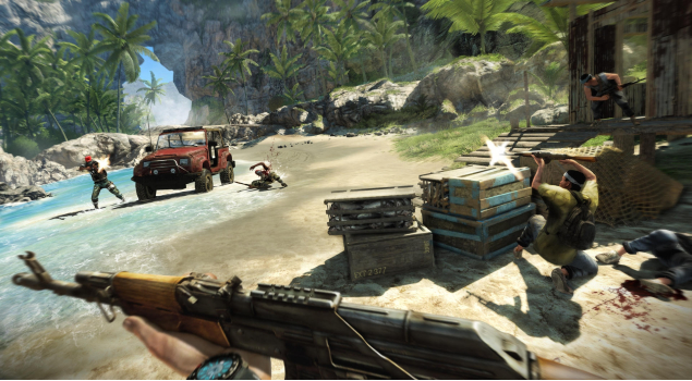 Far Cry HD su Xbox 360 e PlayStation 3?