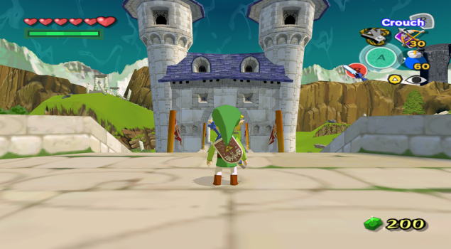 The Legend Of Zelda Wind Waker HD sarà più difficile dell'originale