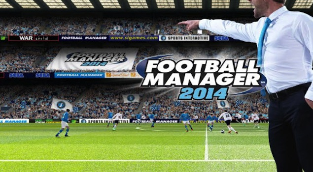 Football Manager 2014 annunciato per PC, Mac e Linux
