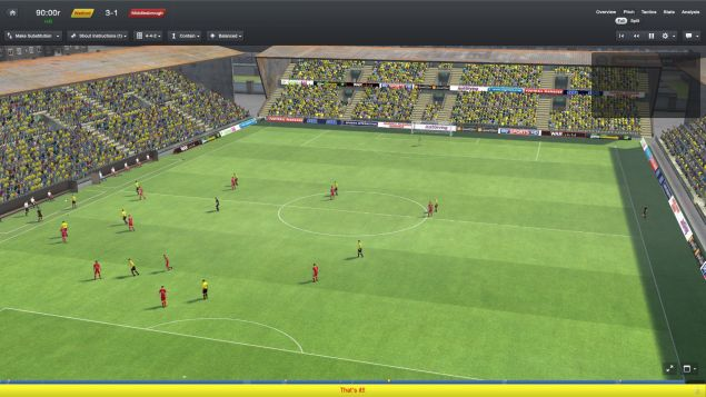 Football Manager 2014: demo giocabile per PC