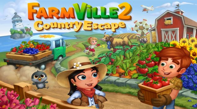 Farmville 2 Country Escape disponibile su iOS e Android