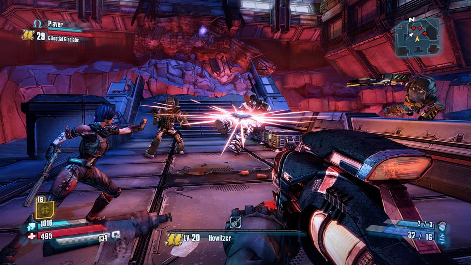 Borderlands The Pre-Sequel annunciato ufficialmente