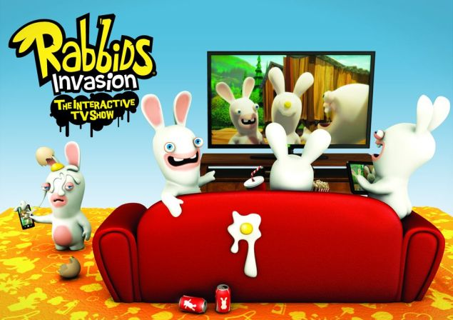 Svelati i dettagli sul season pass di Rabbids Invasion The Interactive TV Show