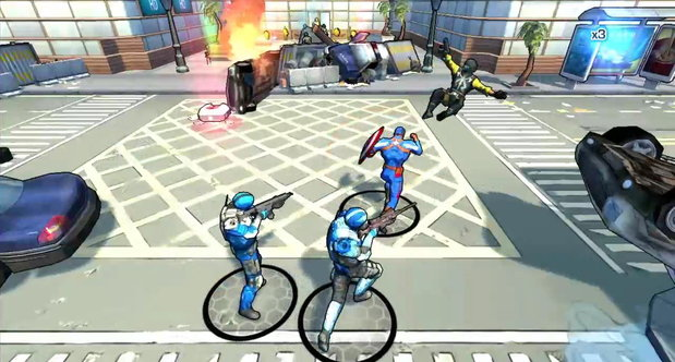 Captain America: The Winter Soldier gratis per iPhone e iPad