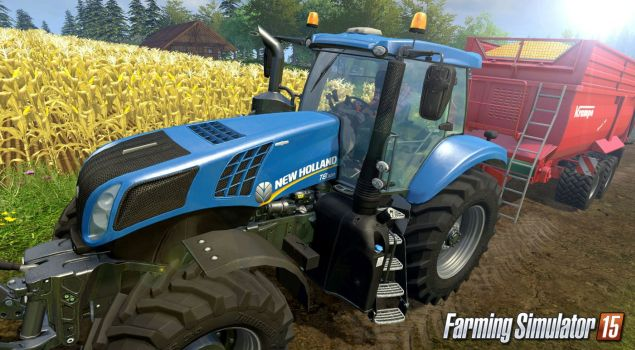 Disponibile un nuovo trailer per Farming Simulator 2015