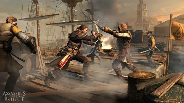 Assassin's Creed Rogue: nuovo trailer
