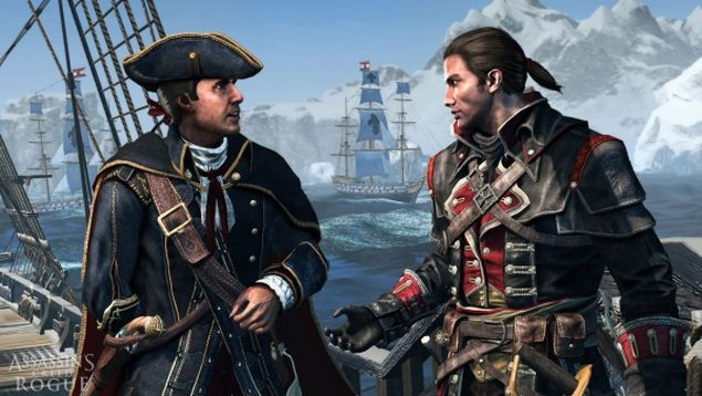 Assassin's Creed Rogue: obiettivi e trofei