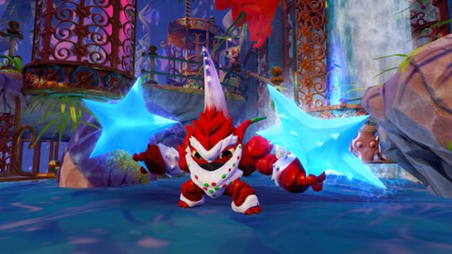 Skylanders Trap Team, arriva un nuovo personaggio (video)