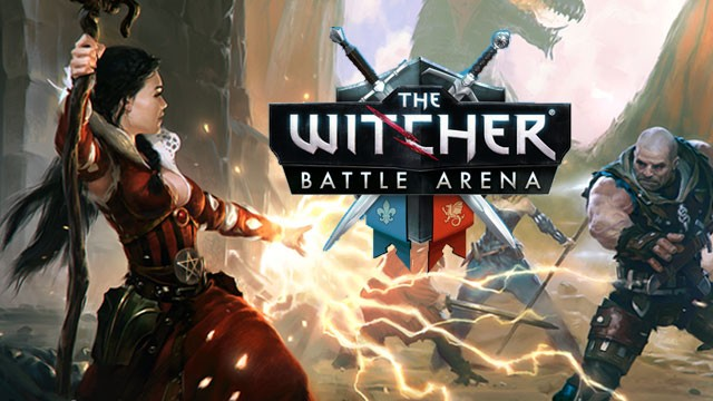 The Witcher Battle Arena disponibile per dispositivi mobile