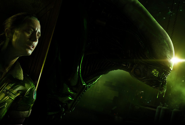 Alien: Isolation era in origine un gioco in terza persona