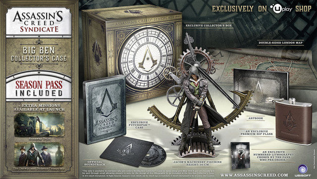 Assassin's Creed Syndicate: tutti i video e le Collector's Edition