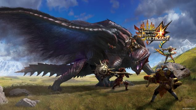 Monster Hunter 4 Ultimate: partecipa al quiz Nintendo