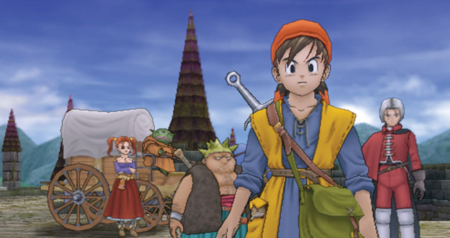 Dragon Quest VII e Dragon Quest VIII anche in Europa