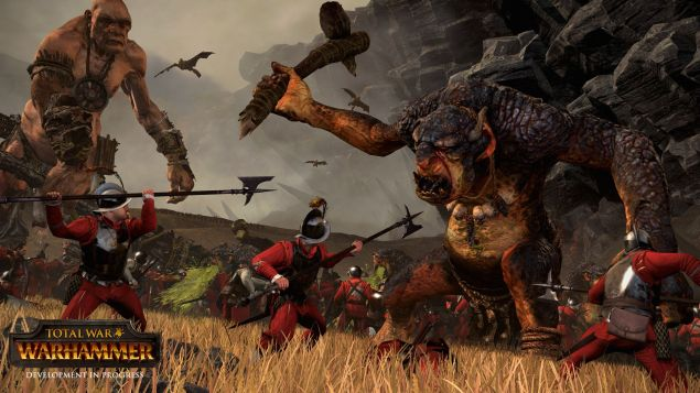Total War: Warhammer, il primo video gameplay