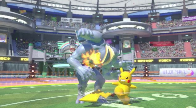 Pokkén Tournament: data di uscita europea