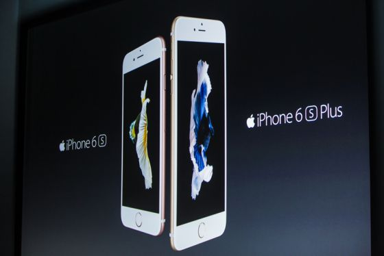 Apple presenta iPhone 6S