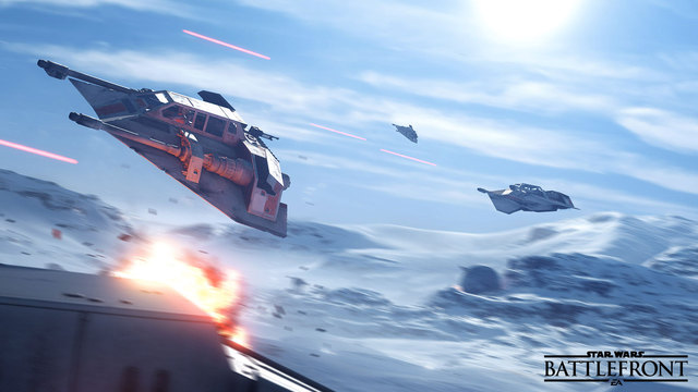 Star Wars Battlefront: le date della beta