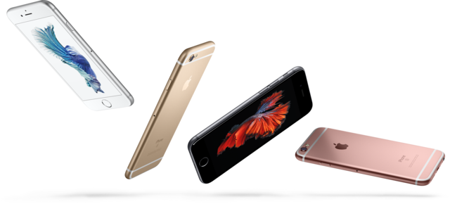 iPhone 6S e iPhone 6S Plus: già record di vendite