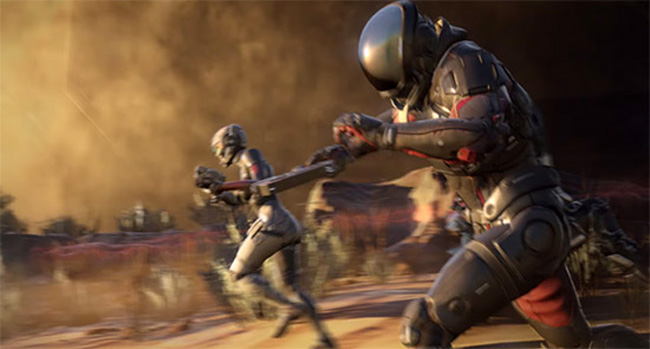 Mass Effect Andromeda: nuovo video N7 Day 2015