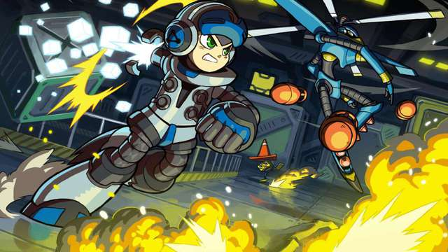 Mighty No. 9: il trailer Bring it