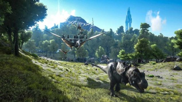 ARK: Survival Evolved, data di uscita su Xbox One