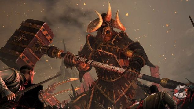 Total War: WARHAMMER, in guerra contro i Chaos Warriors