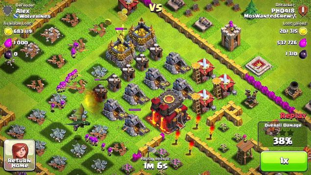 Guida Clash of Clans al bonus Carretto