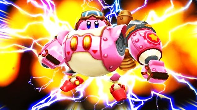 Kirby: Planet Robobot annunciato su 3DS