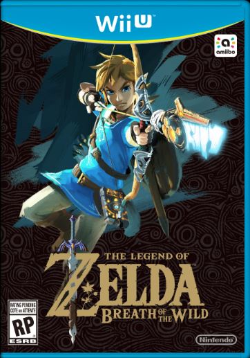 The Legend of Zelda: Breath of the Wild - ecco la boxart e gli Amiibo