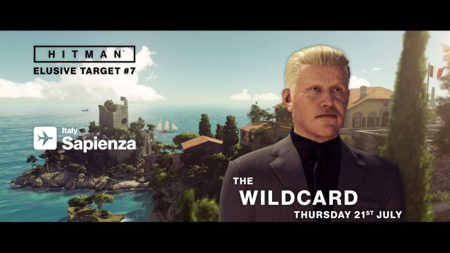 Hitman: the Wildcard è online