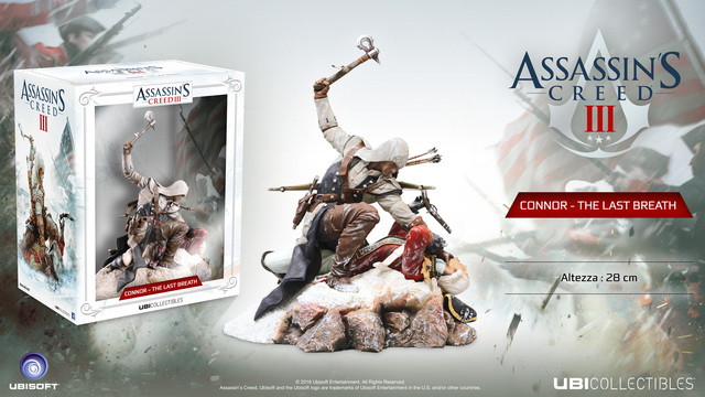 Assassin's Creed: nuova statuetta da Ubicollectibles