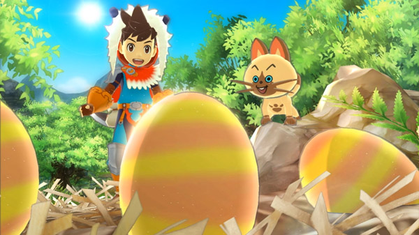 Monster Hunter Stories: Nuovo trailer