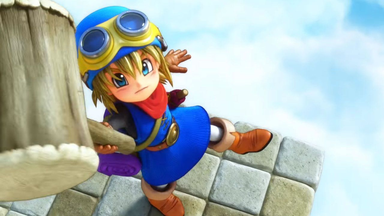Dragon Quest Builders è ora disponibile