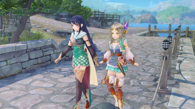 Atelier Firis: The Alchemist and the Mysterious Journey annunciato