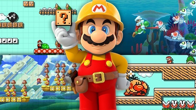 Super Mario Maker 3DS - Recensione